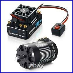 XR8 SCT C-Combo with3660SD 3200KV motor HW38020413